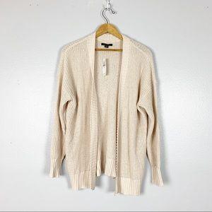 American Eagle   Chenille Cardigan Chunky Knit NWT